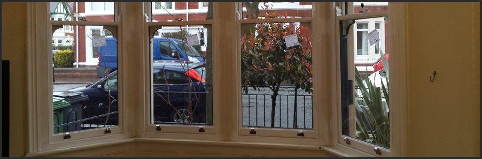 Bay windows & Window and Door Installation Services - Glamorgan | Heron Joinery