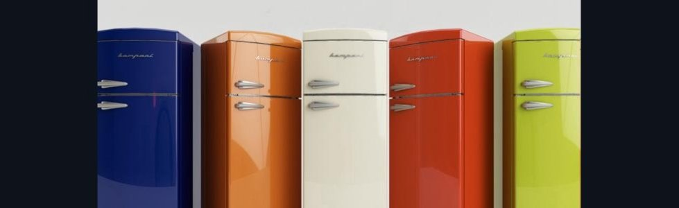 frigoriferi colorati milano
