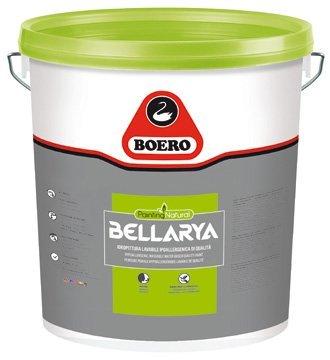 BOERO BELLARYA IDROPITTURA LAVABILE IPOALLERGENICA