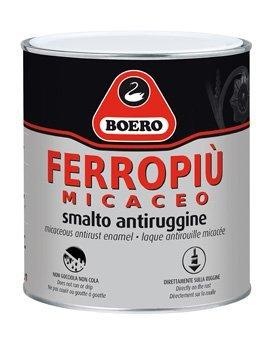SMALTO ANTIRUGGINE BOERO FERROPIU' ASPETTO FERRO ANTICO