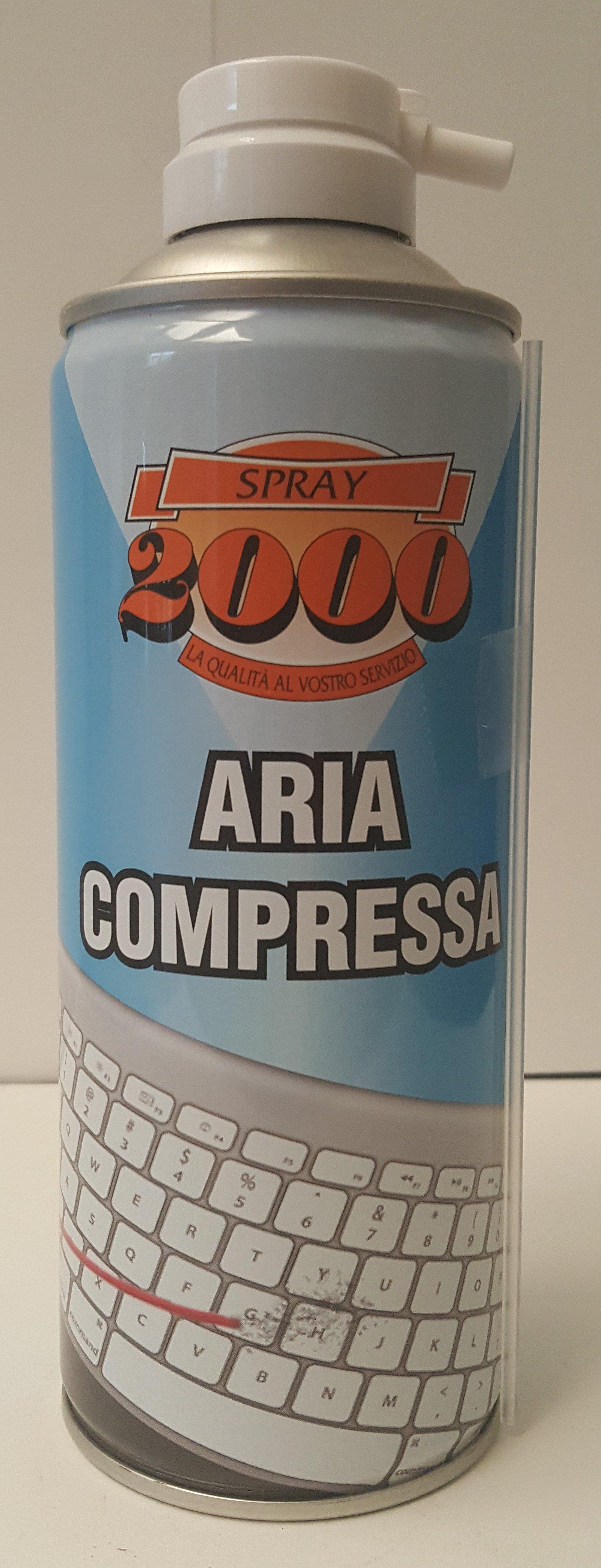 SPRAY ARIA COMPRESSA