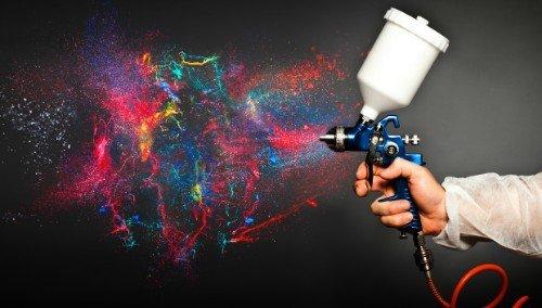 pistole a spruzzo, compressori, ricambi, manometro, tinte ral, spray, aria compressa, spray speciali