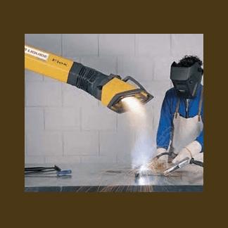 aspiratori industriali di gas e polveri di saldatura