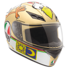 Casco Agv Chicken