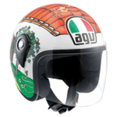 Casco Agv Valentino House