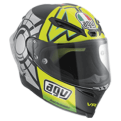 Casco Agv Wintertest2012
