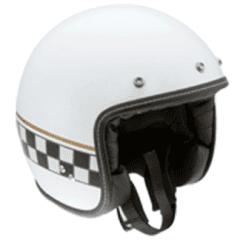 Casco Agv Cafe
