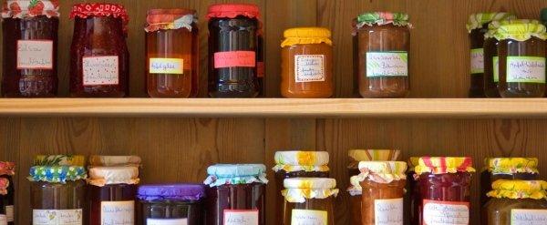alimenti biologici confezionati