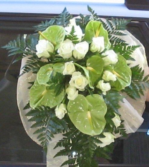 bouquet sposa bianchi