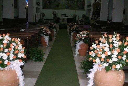 addobbi floreali chiese