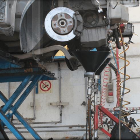motori usati per autoveicoli e loro componenti