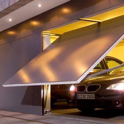 Porta garage basculante Hormann