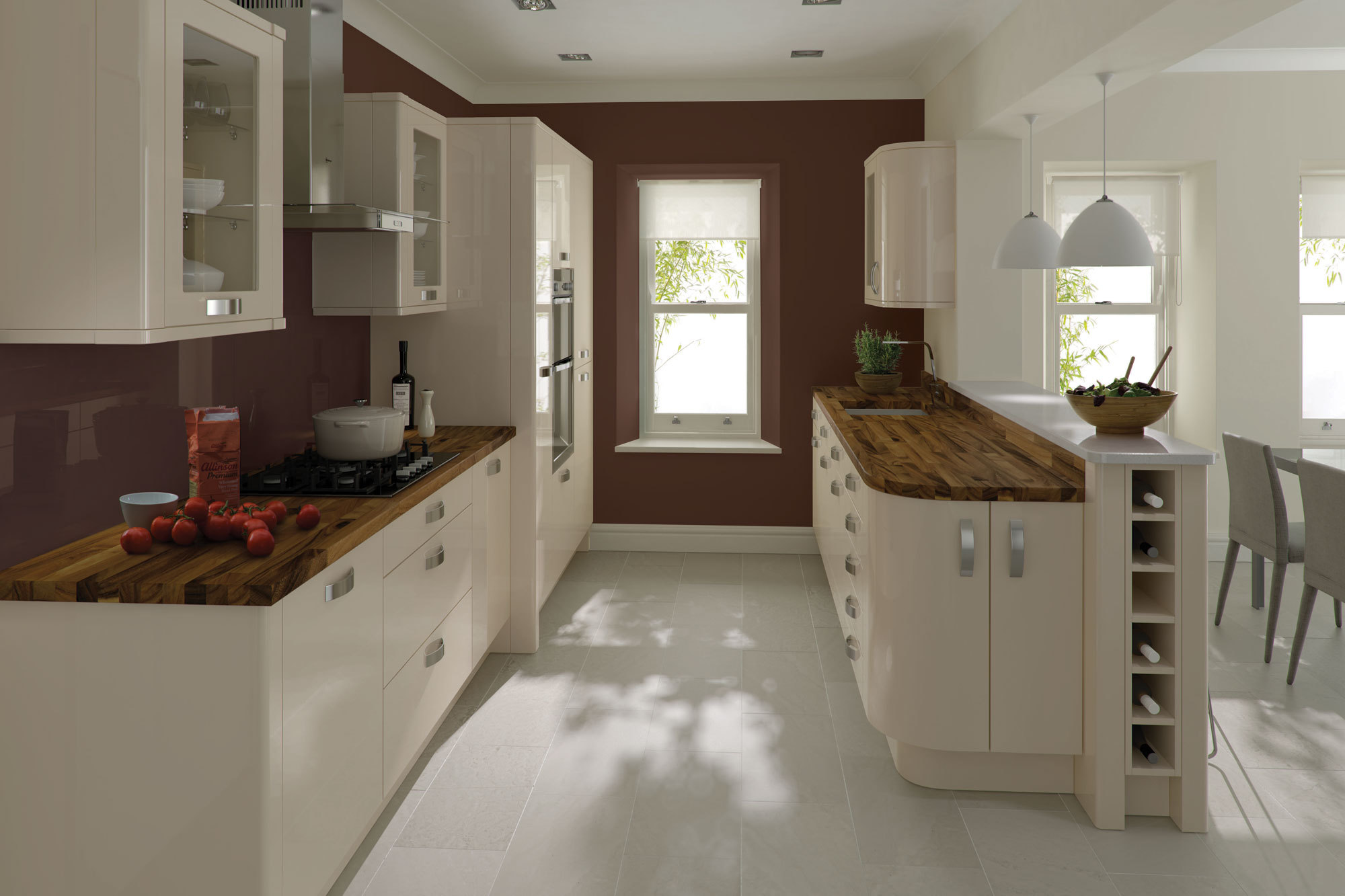 Perfect One Of Our Custom Kitchens