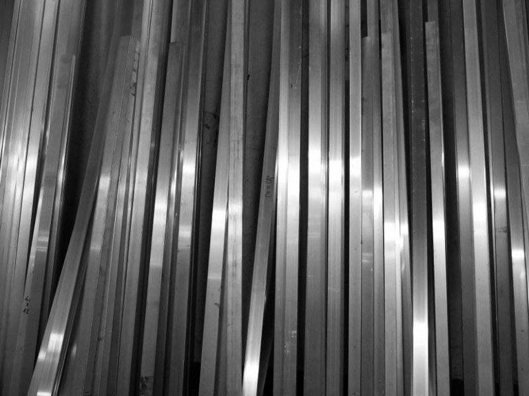 lavorazione alluminio