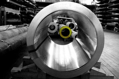 Servizio taglio metalli