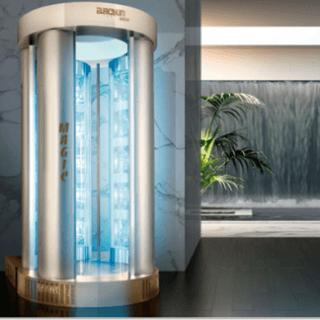doccia solare