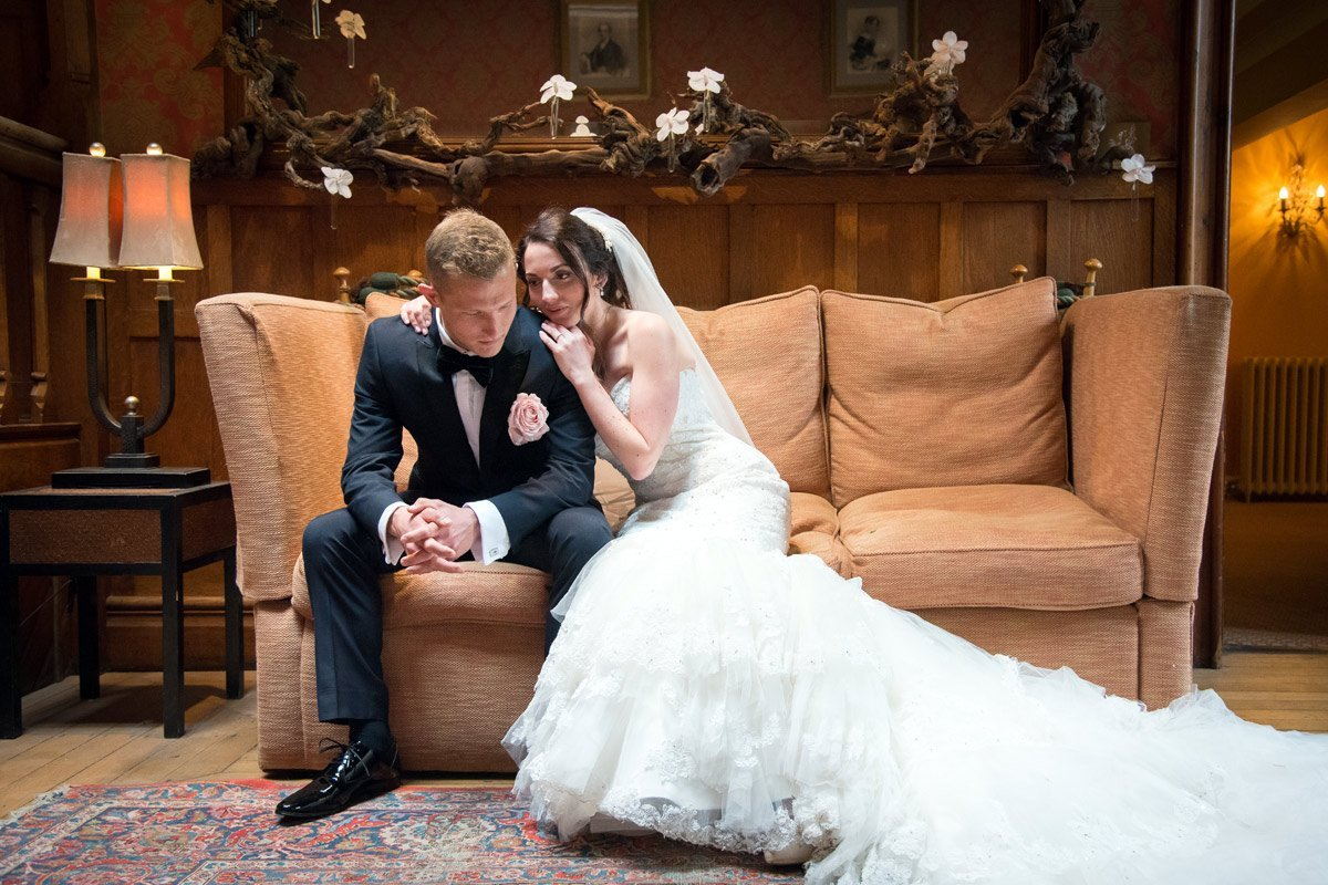Wedding Photography Careys Manor