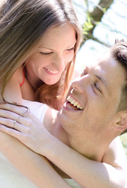Engagement photography by portrait photographers Southampton ASRPHOTO