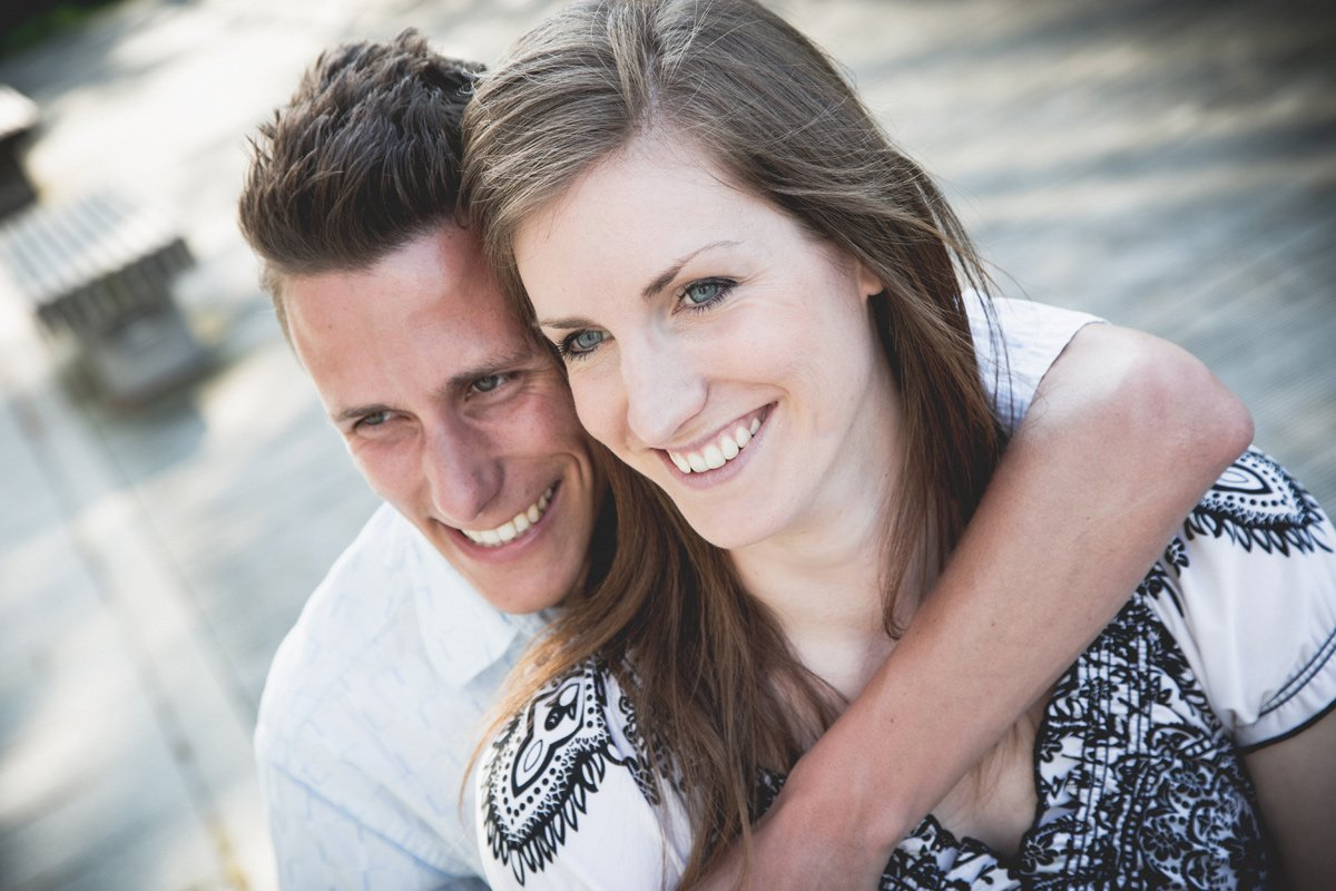 Portrait & engagement photography in Southampton, Hampshire UK by photographers ASRPHOTO