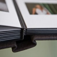 Wedding albums by Jorgensen