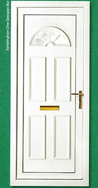 fitted door