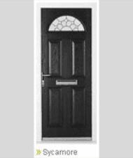attractive door