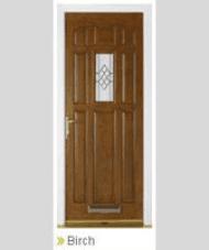 sturdy door