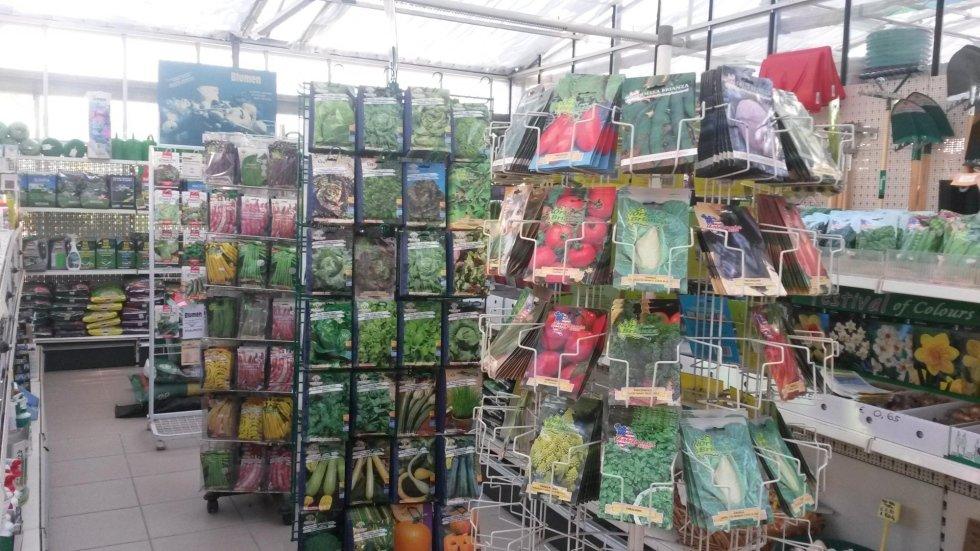 prodotti per la cura del giardino