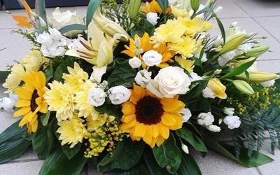 Composozioni floreali cerimonie