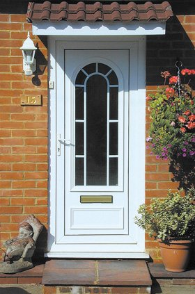 Glazier - Sale, Manchester - Robbs Sale Glass Centre - uPVC door