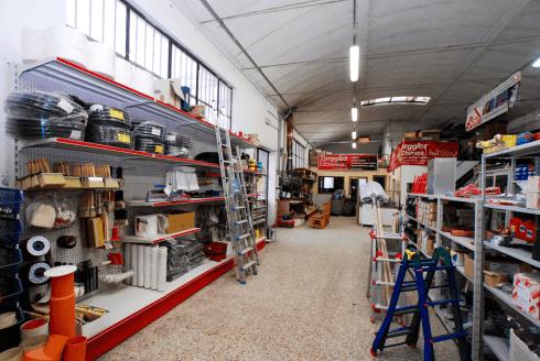 Materiali per edilizia prato