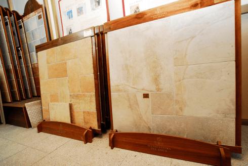Pavimenti in marmo prato