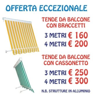 Tende Da Sole Palermo.Offerta Tende Da Sole Palermo Gz Tende