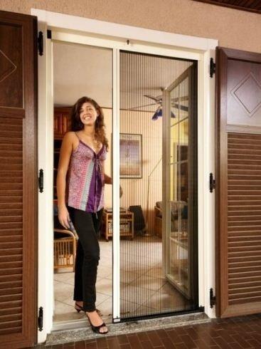 Zanzariera a porta