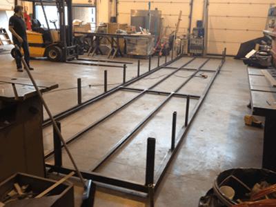 Lavorazione metalli torino mondo inox for Loggia arredamenti