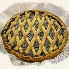 torta di prugne, dolce alle prugne, crostata classica