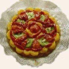 crostata frutta fresca, torta di frutta, torta con fragole