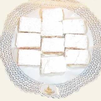 dolce bianco, dolce con panna, dolce con crema