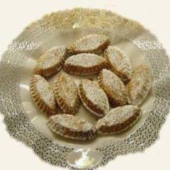 pasta frolla, pasta, zucchero a velo