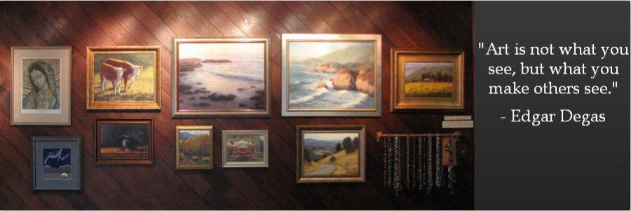 Custom framing Anchorage, AK - Arti-Circle