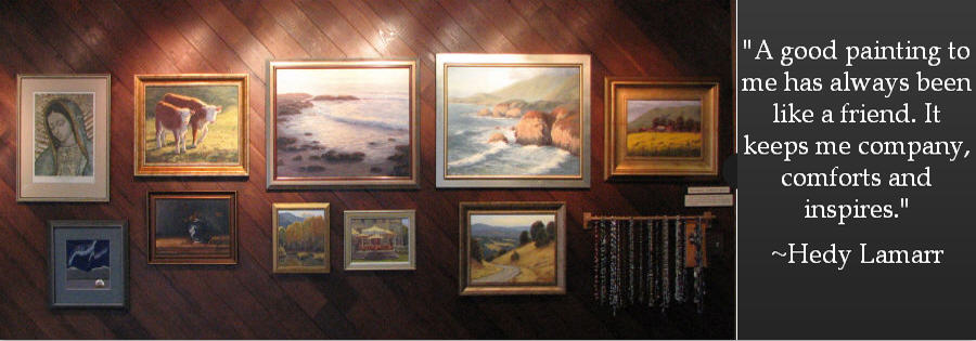 Examples of picture framing in Anchorage, AK