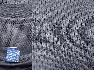 maglietta in poliestere