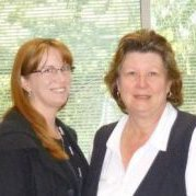 practice managers michelle and sherleen