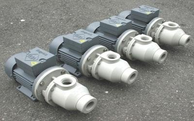 Chemie-Pumpen Turin