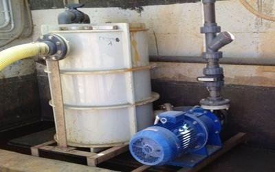 Pumps with magnetic coupling turin