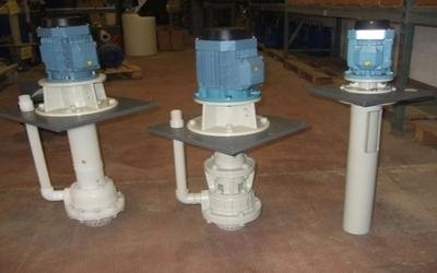 industrial pumps for pumping turin