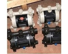 diaphragm pumps turin