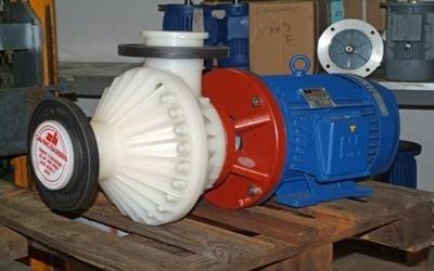 pompes industrielles sur mesure Turin