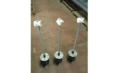 Turin pompe axiale