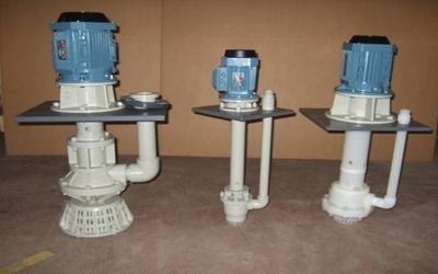 Vertikale Pumpen für flache Becken Turin